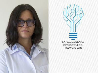Prof. dr hab. inż. Adriana Zaleska-Medynska zWydziału Chemii Uniwersytetu Gdańskiego