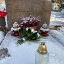 Odwiedziny grobów ś. p. Rektorów Uniwersytetu Gdańskiego
