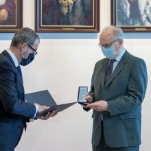 Wręczenie Medali 50lecia
