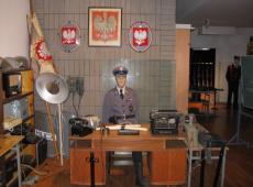Zdjęcie z Muzeum Kryminalistyki UG