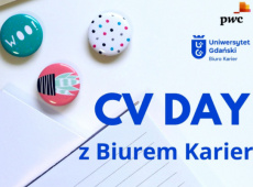 Skonsultuj CV przy kawie z pracownikami Biura Karier UG