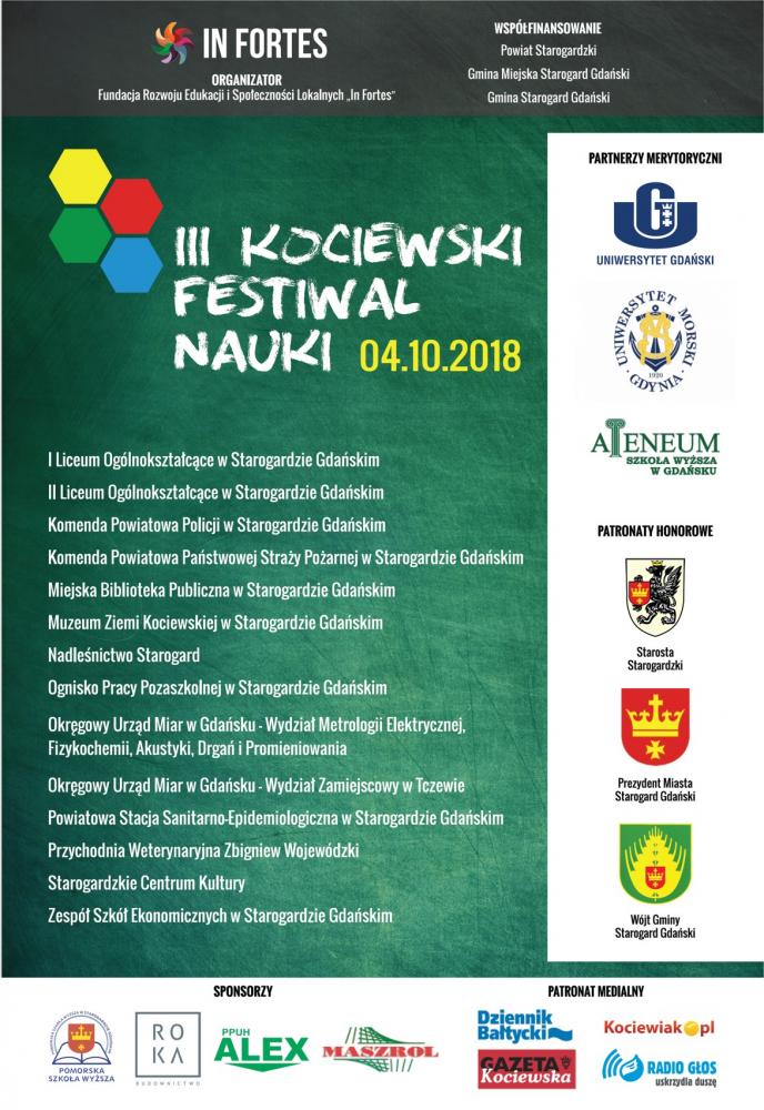 Kociewski Festiwal Nauki