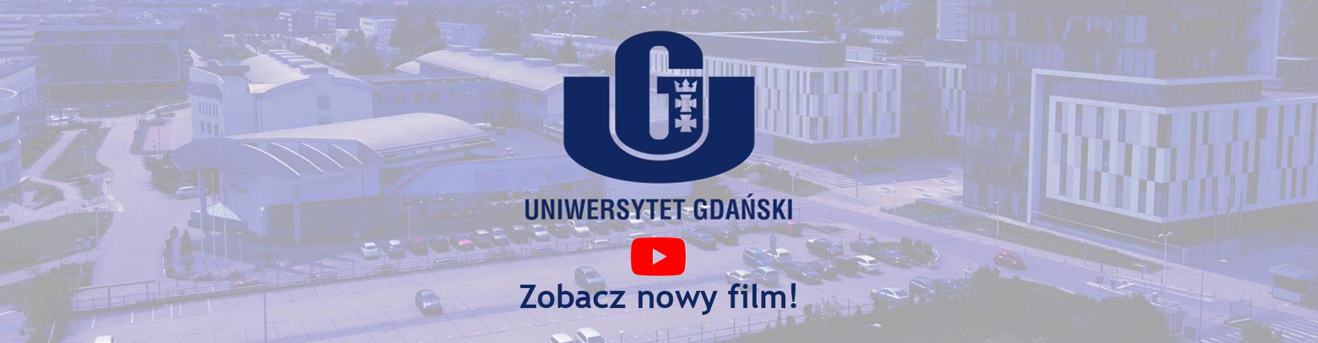 Nowy film promocyjny Uniwersytetu Gdańskiego