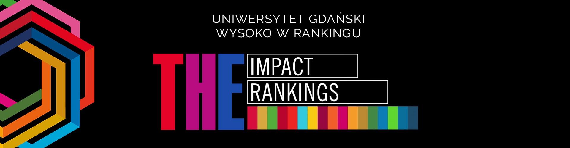 Uniwersytet Gdański wysoko w prestiżowym zestawieniu Times Higher Education Impact Rankings 2021