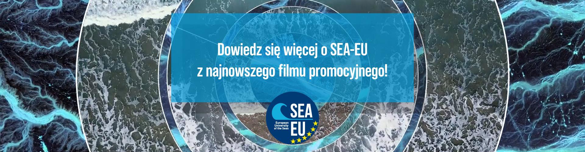 Dowiedz się więcej o SEA-EU z najnowszego filmu promocyjnego