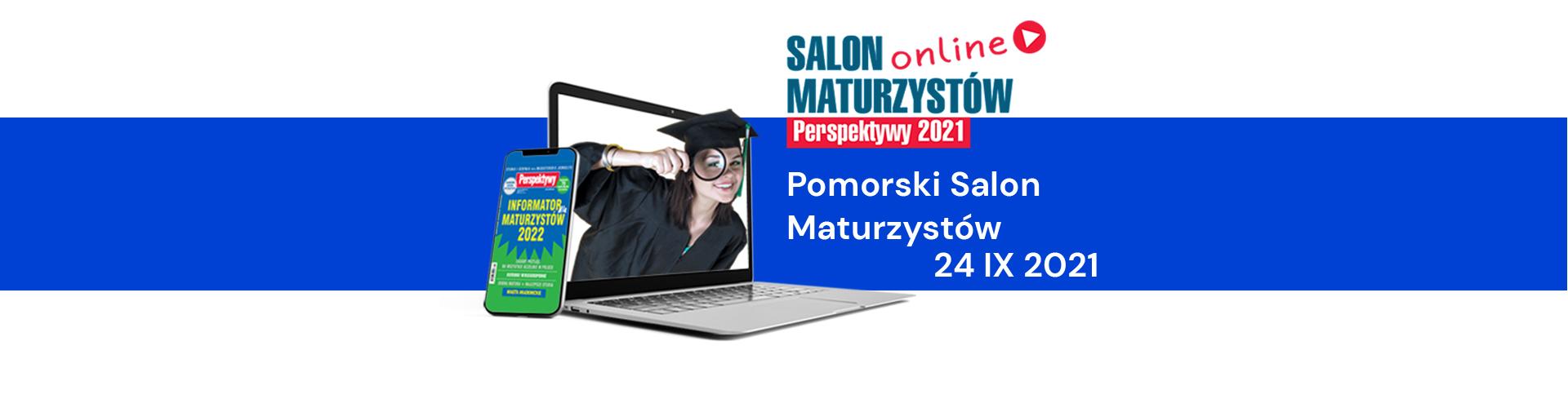 Pomorski Salon Maturzystów 2021