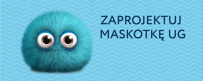 Zaprojektuj maskotkę dla UG i wygraj 3000 zł!