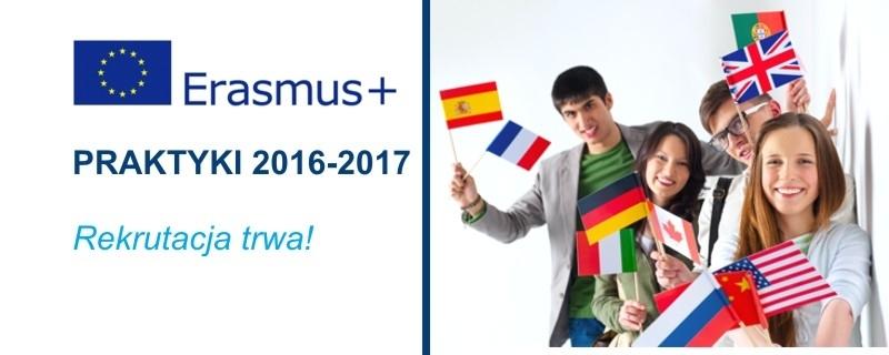 Erasmus 2016 - 2017