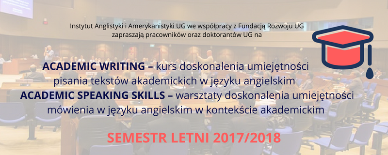 Avademic Writing & Academic Speaking Skilss