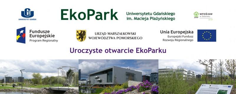 Otwarcie EkoParku slider
