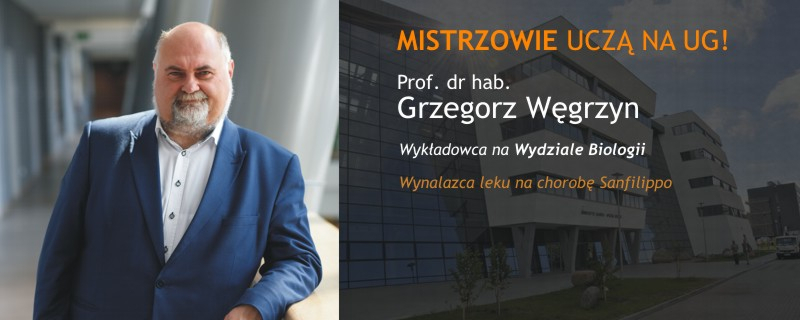 prof. Grzegorz Węgrzyn