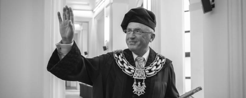 Pożegnanie Pana Profesora Jacka Namieśnika