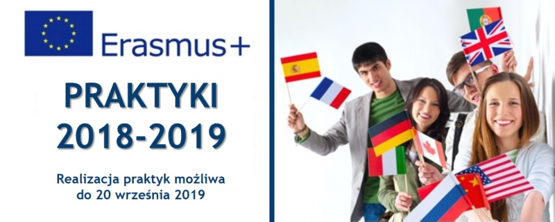 Praktyki Erasmus+