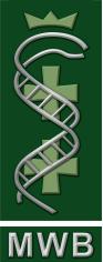 Logo Międzyuczelnianego Wydziału Biotechnologii