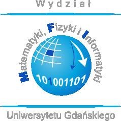 Logo Wydziały Matematyki, Fizyki iInformatyki