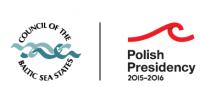 Logo Prezydencji i CBSS