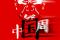 Teatr chiński grafika