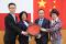 Delegacja z Uniwersytetu Chińskiego Akademii Nauk Społecznych w Pekinie