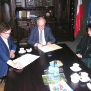 Porozumienie UG - Sopot 2