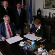 porozumienie_z Lwowskim_Uniwersytetem_Narodowym_1