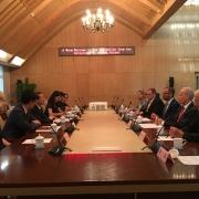 Wizyta delegacji UG w Chinach 1015