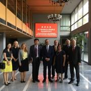 Wizyta delegacji UG w Chinach 1017