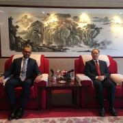 Wizyta delegacji UG w Chinach 3846