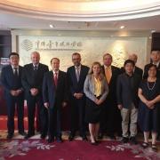 Wizyta delegacji UG w Chinach 3861