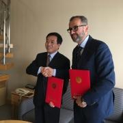 Wizyta delegacji UG w Chinach 3937