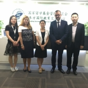 Wizyta delegacji UG w Chinach 3975