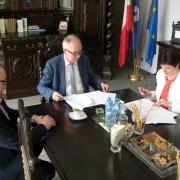 Porozumienie o współpracy pomiędzy UG i RIO w Gdańsku 1