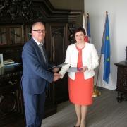 Porozumienie o współpracy pomiędzy UG i RIO w Gdańsku 2
