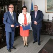 Porozumienie o współpracy pomiędzy UG i RIO w Gdańsku 3