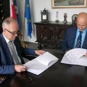 Porozumienie o współpracy pomiędzy UG i Centrum Hewelianum 1