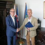 Ze strony Uniwersytetu Gdańskiego porozumienie podpisał JM Rektor UG prof. Jerzy Piotr Gwizdała, natomiast ze strony Gdańskiego