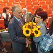 Jubileusz 70-lecia prof. Bernarda Lammka, Foto: Magdalena Dziki