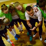 Wygrana AZS w Ekstralidze Futsalu 3