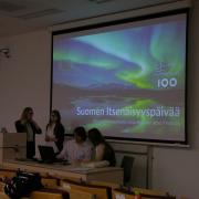 100-lecie Niepodległości Finlandii 1