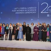 Gala L'Oréal - Unesco For Women in Science