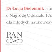 dr Łucja Bieleninik