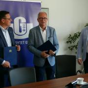 Współpraca Uniwersytetu Gdańskiego z Portem Gdańsk 2