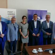 Współpraca Uniwersytetu Gdańskiego z Portem Gdańsk 3