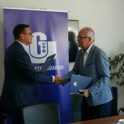 Współpraca Uniwersytetu Gdańskiego z Portem Gdańsk 1