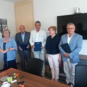 Podpisanie umowy UG, TechTransBalt oraz Polskiego Związku Zrzeszeń Hodowców i Producentów Drobiu 1