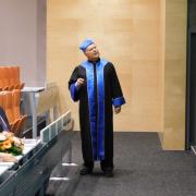Doktorat honoris causa profesora Andersa Grubba, fot. Agnieszka Koczara/Wydział Chemii UG