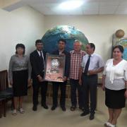Wizyta w Uzbekistanie