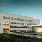 Wizualizacja Instytutu Informatyki WMFiI 3