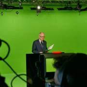 otwarcie studia tv 5