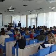 Wizyta studentów z Antwerp Management School