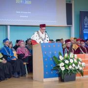 Inauguracja roku akademickiego 2019/2020, fot. Aleksandra Żukowska